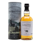 "Balvenie 14 Year ""The Week of Peat"" Single Malt Scotch Whisky"