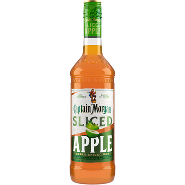 Captain Morgan 'Sliced Apple' Spiced Rum