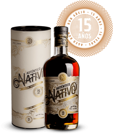 Autentico Nativo 15 Year Rum