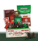 The Holiday Wishes Gift Basket