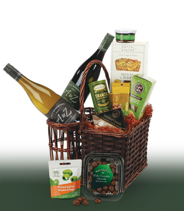 The A to Z Gift Basket