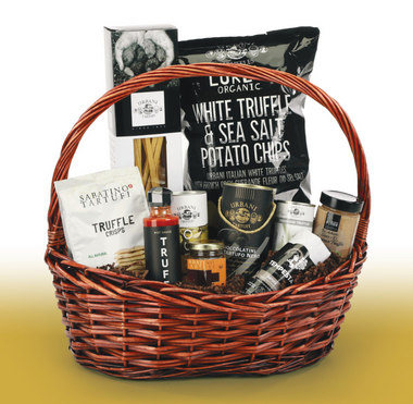 The Truffle Connoiseur Gift Basket