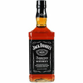 Jack Daniels Tennessee Sour Mash Whiskey 1.75L