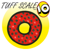 No Stuff Ultimate Ring - Red Paw Tuff Scale:  10 For Dogs:   Over 20lbs Size:   9.5x 9.5x 1 Squeakers:  4