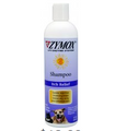 ZYMOX® Shampoo provides an effective way to protect the skin without being irritating or drying. Only the mildest plant surfactants are used and the enzymes have anti inflammatory properties to calm the skin. The LP3 Enzyme System with the addition of Vitamin D3 helps relieve surface irritations and hydrate the skin.  The shampoo contains no harsh detergents, chemicals or petroleum bi-products and features a pleasant, mild fragrance.  Pure and gentle enough for puppies and kittens Does not contain harsh detergents, steroids, or petroleum by-products Calms and soothes itchy allergy prone skin Provides natural inflammation relief Pleasant mild fragrance 12 oz bottle