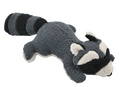 Raccoon with Squeaker Super Soft-every dog needs a baby!