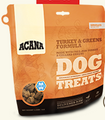 Turkey and Greens Freeze Dried treats- 2 sizes available 1.25oz and 3.25oz