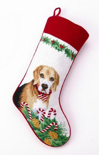 dog christmas stockings 80 breedsstylesoptions - Dog Stockings For Christmas