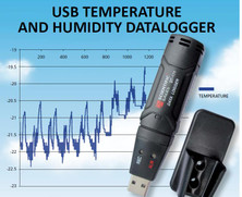DT-171 USB Temperature and Humidity Data Logger