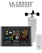 V21-WTH La Crosse Wireless WiFi Remote Monitoring Wind Speed Station