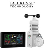S82950 WiFi Wind Weather Station with AccuWeather Forecast