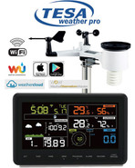 Tesa WS2980C-Pro Colour WIFI Weather Station