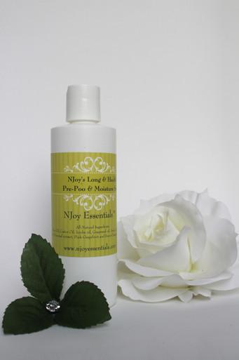 NJoy's Long & Healthy Hair Growth Oil Pre-Poo & Moisture Seal