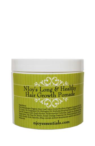NJoy's Long & Healthy Hair Growth POMADE