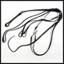 Martingale, German/Olympic with Reins (Imported)
