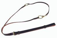 Martingale, Running Leather, Adjustable (Walsh)