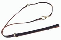 Martingale, Running Leather, Adjustable (Walsh)