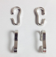Curb Hooks, Flat No-Pinch (Wayne Walters)
