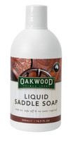 Saddle Soap Cleaner, Oakwood 16.9 oz