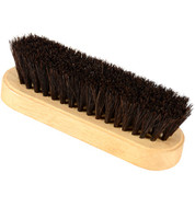 "Hat Brush, Dark Bristles 5"" (Bickmore)"