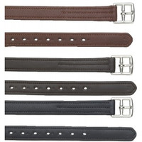 Stirrup Leathers, Soft Triple Covered Nylon No-Stretch