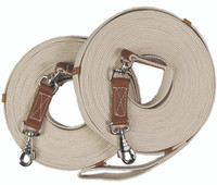 Long Lines, 45' Cotton Web w/Swivel Snap