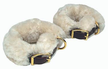 Shown w/Genuine Sheepskin Covers