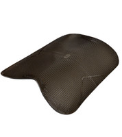 Saddle Pad, GEL EZE Nonslip Cut-to-Size, Black