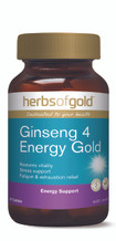 Herbs of Gold Ginseng 4 Energy Gold