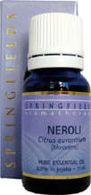 Springfields Pure Essential Oil - Neroli