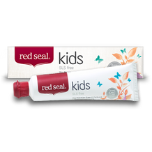 Red Seal All Natural Toothpaste - Kids