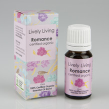 Lively Living Romance Oil Blend