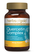 Herbs of Gold Quercetin Complex 60 Capsules