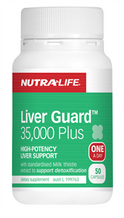 Nutra Life Liver Guard 35,000 Plus