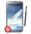 Samsung Galaxy Note 2 Power Button Replacement