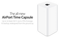 Apple Time Capsule 3TB WiFi Router