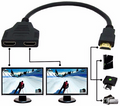 HDMI Splitter - Connect your device to multiple devices