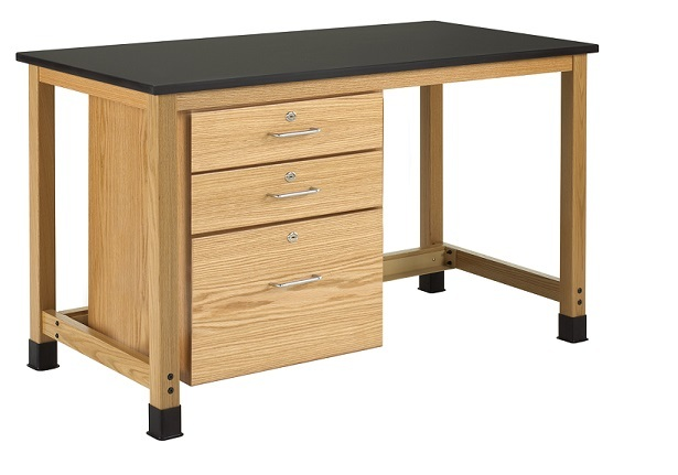 Table With Drawer Storage