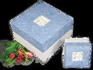 Embrace Earthurn Biodegradable Urn - Floral Bouquet