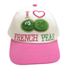 Veggie French Peas Toddler Hat