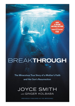 Breakthrough and Miracles from Heaven Book Bundle