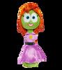 """Petunia Beanie 7"""" Plush"""