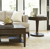 Universal Furniture California Round End Table
