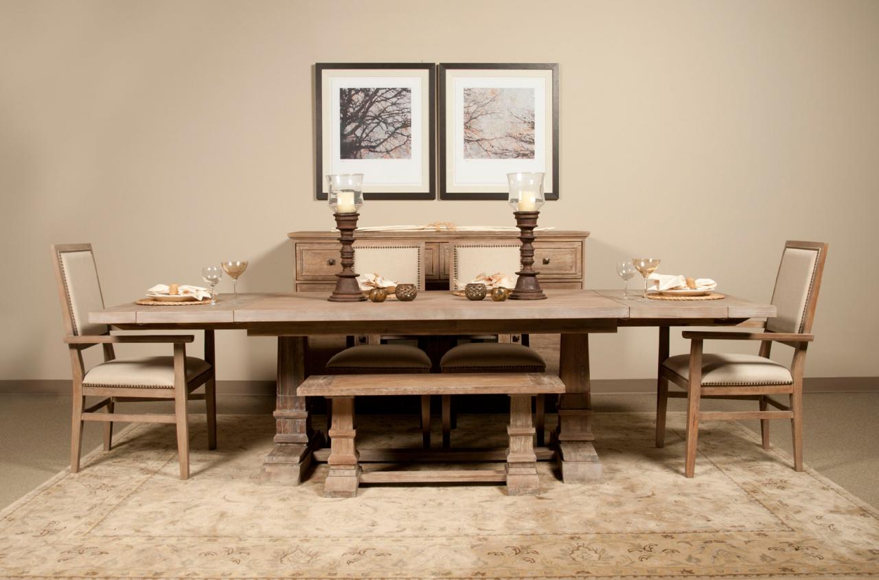 Hudson 6 Piece Dining Set | Zin Home | Modern Dining Sets ...