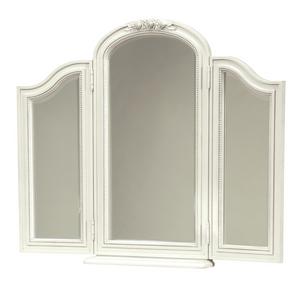 Rosalie Kids Bedroom Vanity Mirror - White