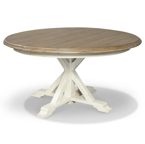 expandable furniture.  expandable coastal beach white oak round extendable dining table pedestal and expandable furniture