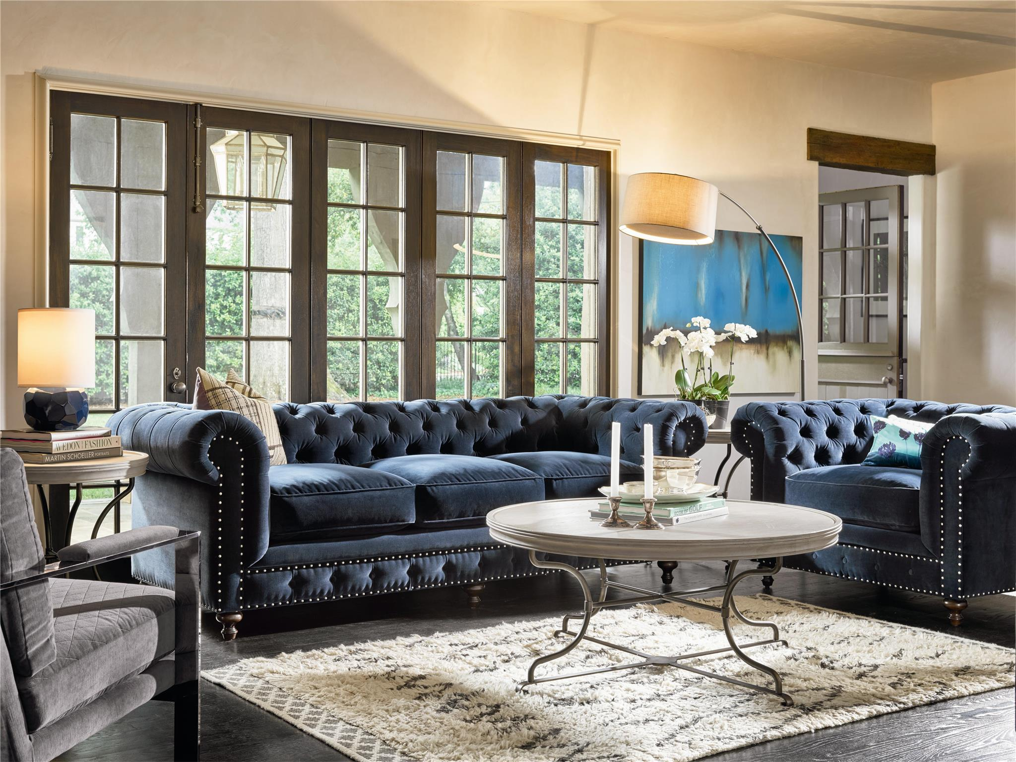 Belgian Style Family Room Furniture