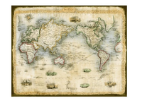 Early World Map