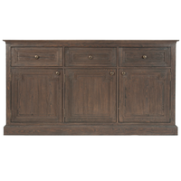 Lorraine 3 Door 3 Drawer Sideboard