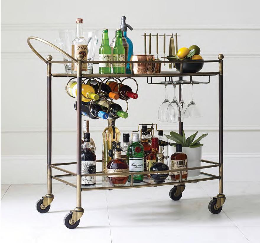Bar Cart Antique Best 2000 Decor Ideas